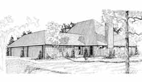 Plan Number 92291 - 3434 Square Feet