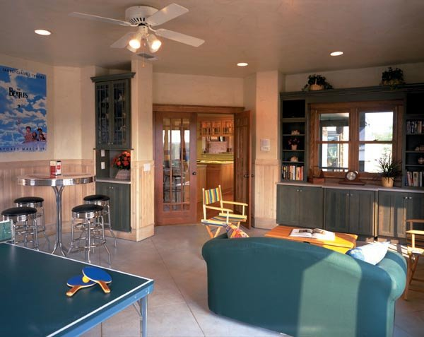 Craftsman, European House Plan 95733 with 4 Beds, 5 Baths Picture 1