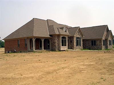 Bungalow, Country House Plan 97131 with 4 Beds, 3 Baths, 2 Car Garage Picture 1