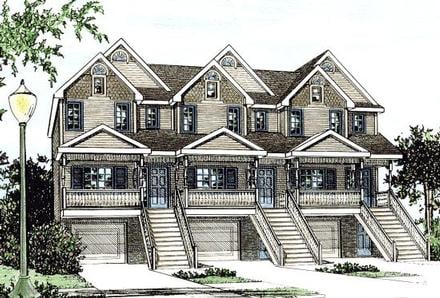 Multi-Family Plan 97928