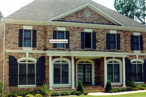 Colonial, European, Greek Revival House Plan 98206 with 4 Beds, 4 Baths, 3 Car Garage Picture 4