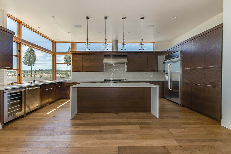 Contemporary, Modern Plan with 2818 Sq. Ft., 3 Bedrooms, 4 Bathrooms, 3 Car Garage Picture 14