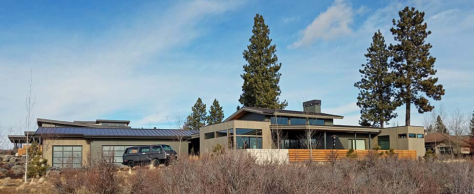 Contemporary, Modern Plan with 2818 Sq. Ft., 3 Bedrooms, 4 Bathrooms, 3 Car Garage Picture 3