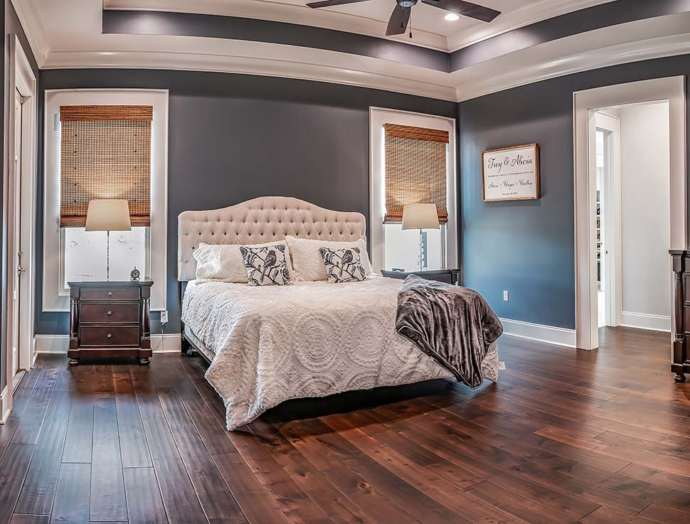 French Country, Southern Plan with 2854 Sq. Ft., 3 Bedrooms, 2 Bathrooms, 3 Car Garage Picture 16