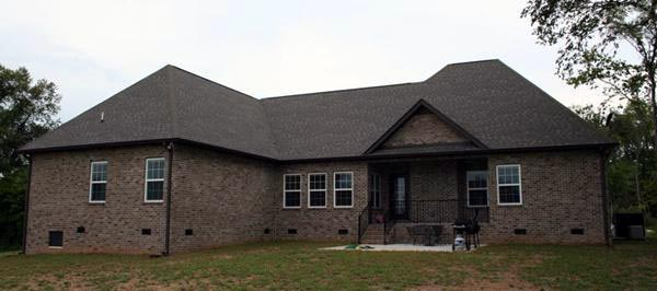 European, French Country, Traditional Plan with 2350 Sq. Ft., 3 Bedrooms, 3 Bathrooms, 2 Car Garage Picture 11