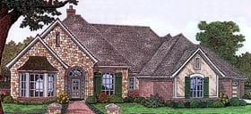 Plan Number 66111 - 2643 Square Feet