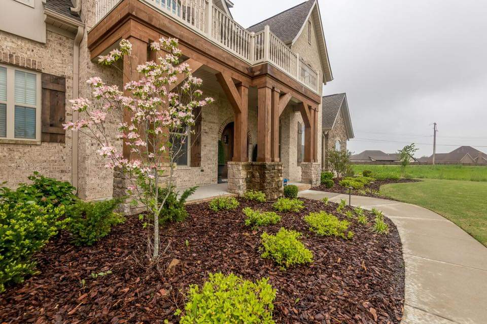 European, French Country Plan with 4392 Sq. Ft., 4 Bedrooms, 4 Bathrooms, 3 Car Garage Picture 11