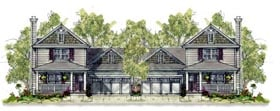 Plan Number 67903 - 3668 Square Feet