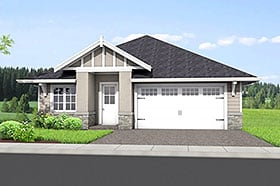Plan Number 80506 - 2306 Square Feet