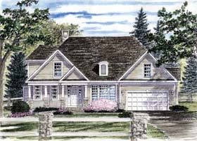 Plan Number 94177 - 2792 Square Feet