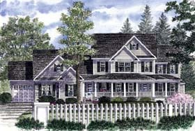 Plan Number 94178 - 2652 Square Feet