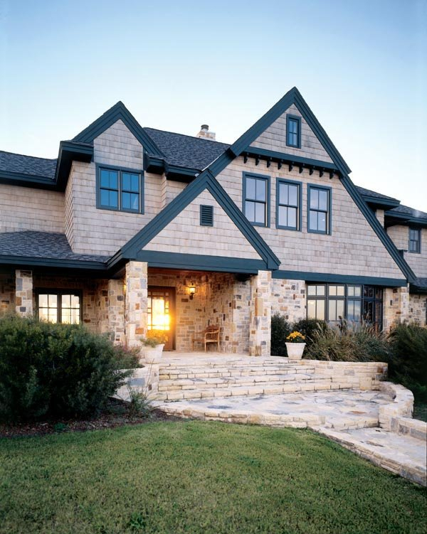 Craftsman, European Plan with 4746 Sq. Ft., 4 Bedrooms, 5 Bathrooms Picture 7