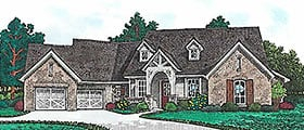 Plan Number 96350 - 3058 Square Feet