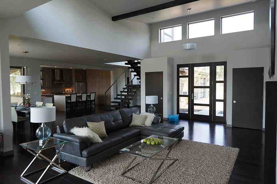 Contemporary, Modern House Plan 43315 with 5 Beds, 4 Baths, 2 Car Garage Picture 18