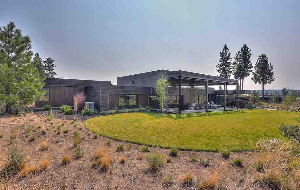 Modern House Plan 43321 with 3 Beds, 4 Baths, 3 Car Garage Picture 9