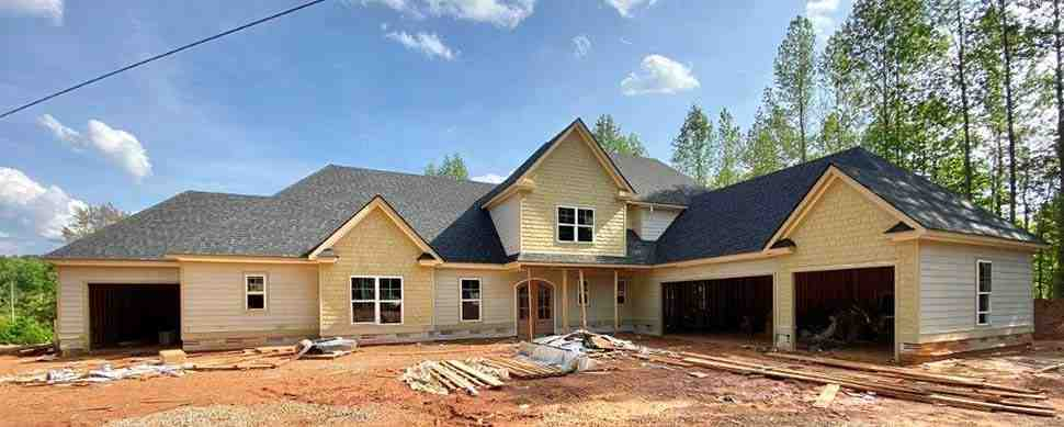 Craftsman, Farmhouse House Plan 52030 with 4 Beds, 4 Baths, 4 Car Garage Picture 2