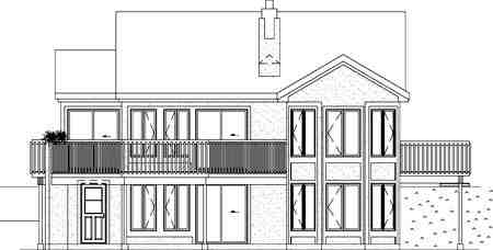 House Plan 52776 with 1 Beds, 2 Baths Picture 1
