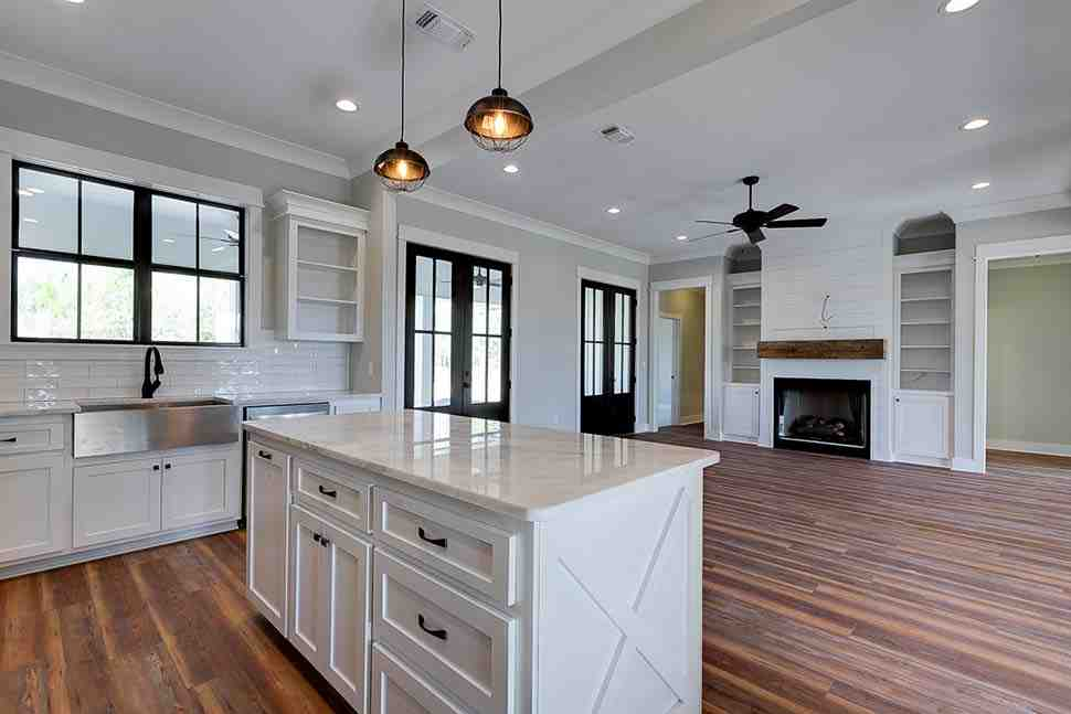Country, Craftsman, Farmhouse House Plan 56912 with 3 Beds, 2 Baths, 2 Car Garage Picture 17