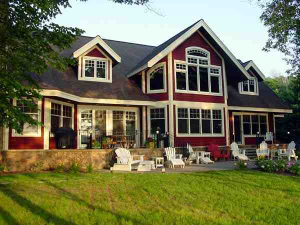House Plan 57550 with 3 Beds, 4 Baths, 3 Car Garage Picture 9