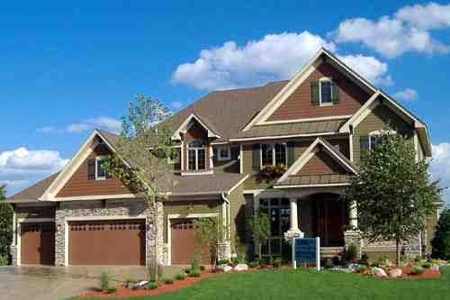 Cottage, European House Plan 57551 with 4 Beds, 4 Baths, 4 Car Garage Picture 12
