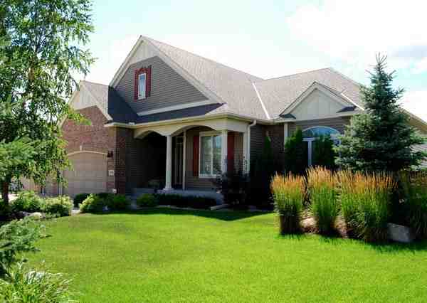 Cottage, Country, European, Ranch House Plan 57561 with 3 Beds, 3 Baths, 3 Car Garage Elevation