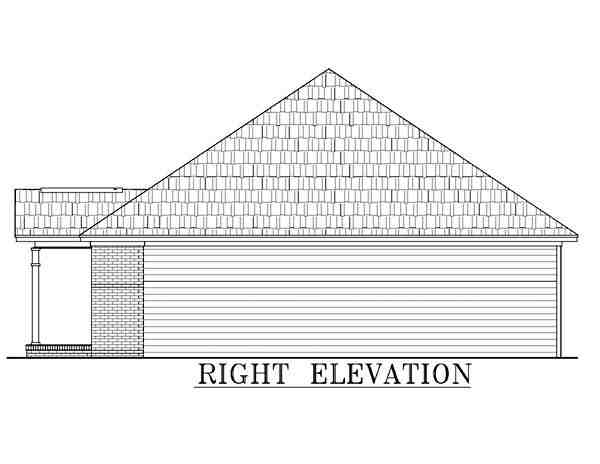 Country, Ranch Multi-Family Plan 59048 with 6 Beds, 4 Baths Picture 1