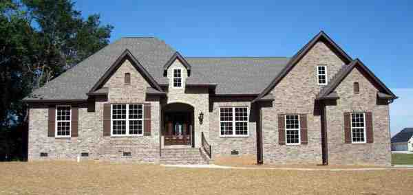 European, French Country, Traditional House Plan 59117 with 3 Beds, 3 Baths, 2 Car Garage Picture 11