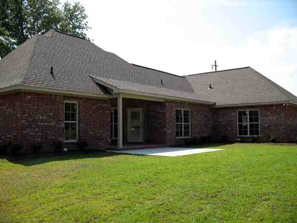 Country, Southern, Traditional House Plan 59180 with 3 Beds, 2 Baths, 2 Car Garage Picture 10