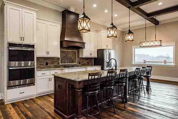 Cottage, Country, Craftsman House Plan 60028 with 4 Beds, 4 Baths, 3 Car Garage Picture 8