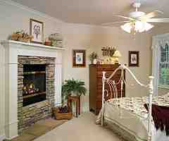 Country, Farmhouse House Plan 65135 with 3 Beds, 3 Baths, 2 Car Garage Picture 3