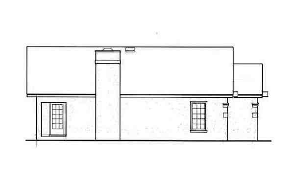 European, One-Story Multi-Family Plan 65706 with 4 Beds, 4 Baths Picture 1