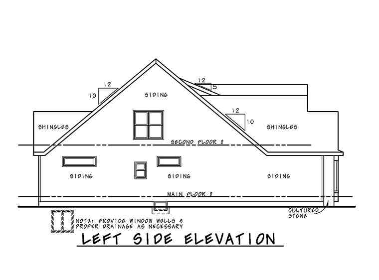 Cottage, Country, Craftsman, Southern, Traditional House Plan 66782 with 4 Beds, 5 Baths, 2 Car Garage Picture 1