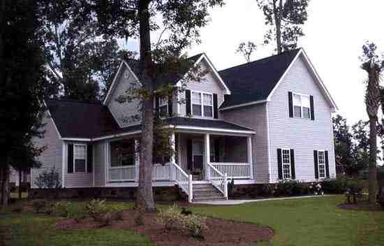 Country, Farmhouse House Plan 68170 with 3 Beds, 3 Baths, 2 Car Garage Picture 3
