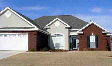 Traditional House Plan 71451 with 4 Beds, 2 Baths, 2 Car Garage Elevation
