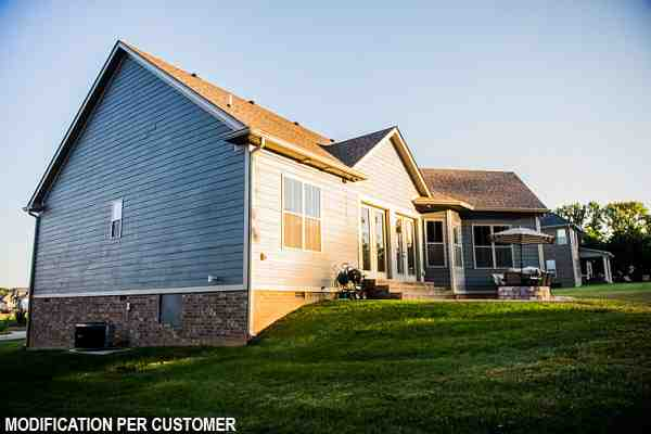 Ranch House Plan 72168 with 3 Beds, 3 Baths, 2 Car Garage Picture 27