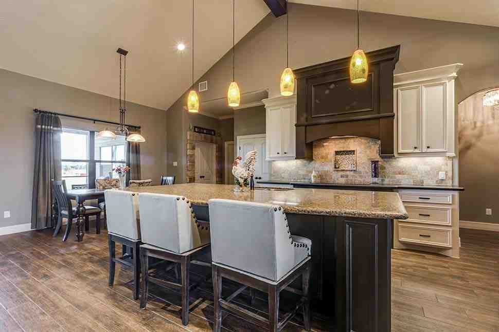 Ranch, Traditional House Plan 72251 with 3 Beds, 4 Baths, 2 Car Garage Picture 8