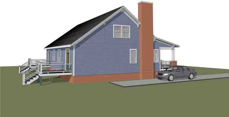 Multi-Family Plan 72788 with 6 Beds, 4 Baths Picture 1