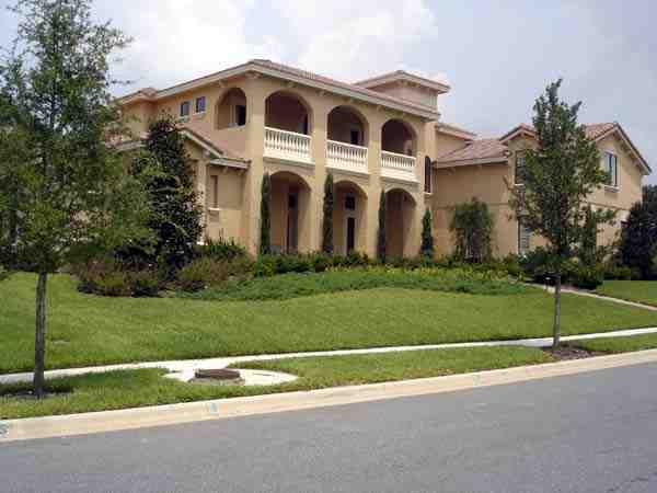 Mediterranean, Southwest House Plan 74230 with 5 Beds, 7 Baths, 3 Car Garage Picture 2