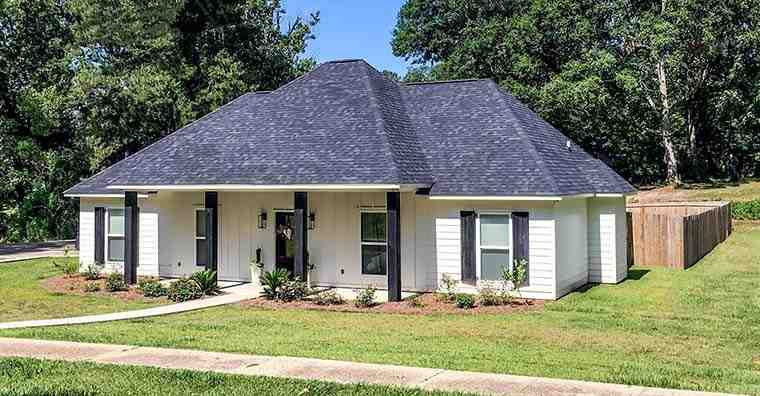 Country, Farmhouse, Traditional House Plan 74659 with 3 Beds, 2 Baths, 2 Car Garage Picture 5
