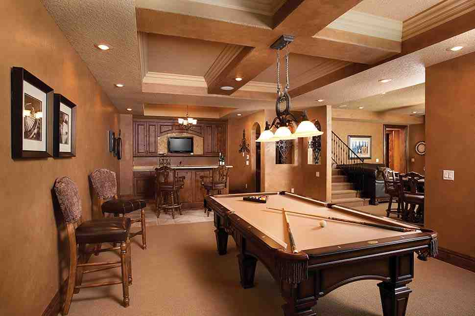 Southwest, Tuscan House Plan 75471 with 4 Beds, 3 Baths, 3 Car Garage Picture 10