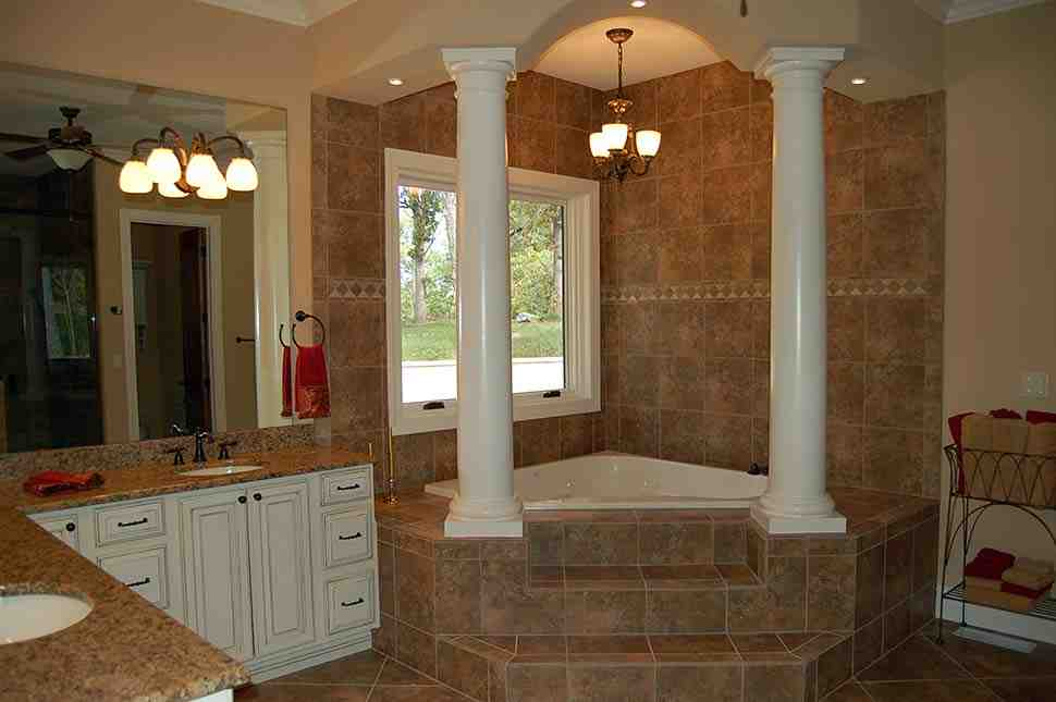 Southwest House Plan 75473 with 5 Beds, 3 Baths, 5 Car Garage Picture 16