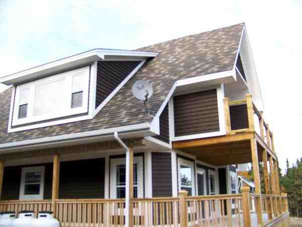 Cabin, Narrow Lot House Plan 76011 with 2 Beds, 2 Baths Picture 8