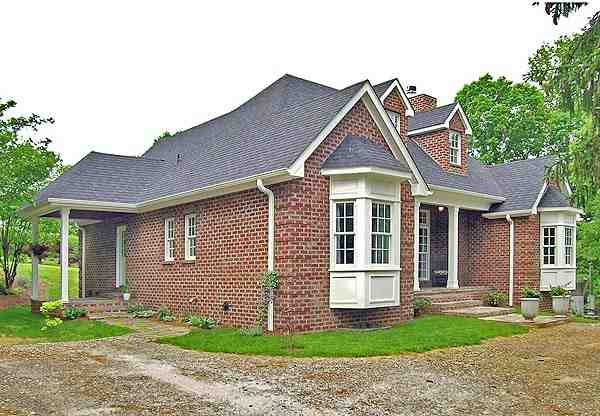 Cottage, Country, Ranch House Plan 90649 with 3 Beds, 3 Baths, 1 Car Garage Picture 1