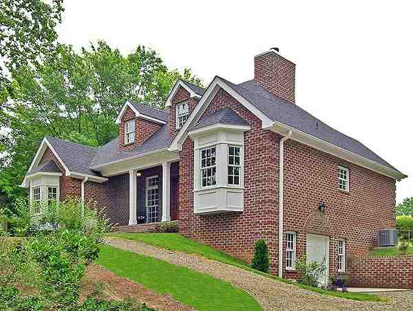 Cottage, Country, Ranch House Plan 90649 with 3 Beds, 3 Baths, 1 Car Garage Picture 2