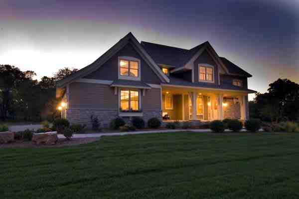 House Plan 92309 with 4 Beds, 4 Baths, 3 Car Garage Picture 7