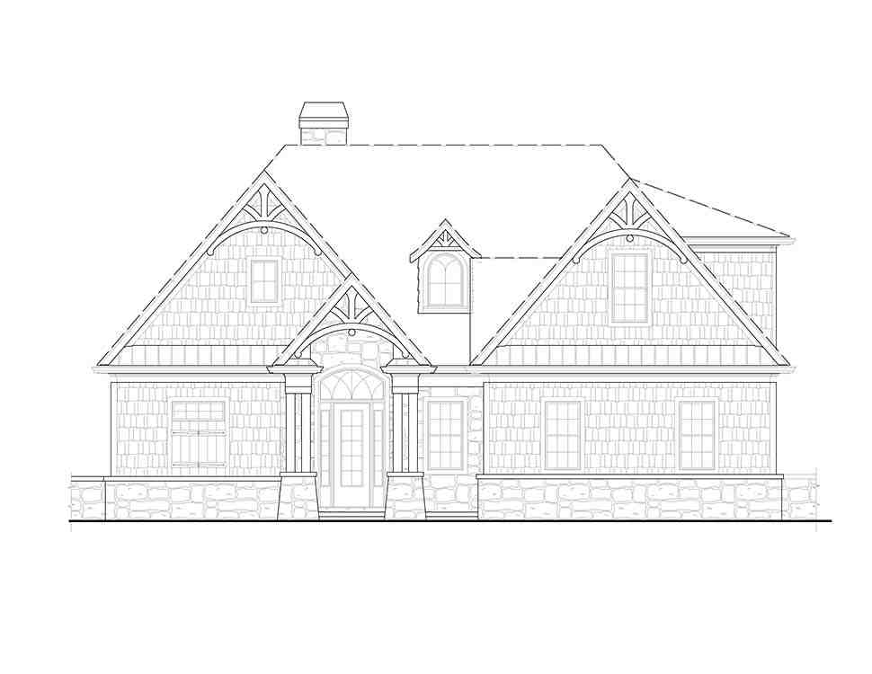 Country, Craftsman, Farmhouse, Ranch House Plan 97658 with 3 Beds, 3 Baths, 3 Car Garage Picture 1