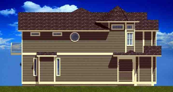 Victorian Multi-Family Plan 99938 with 6 Beds, 6 Baths Picture 1