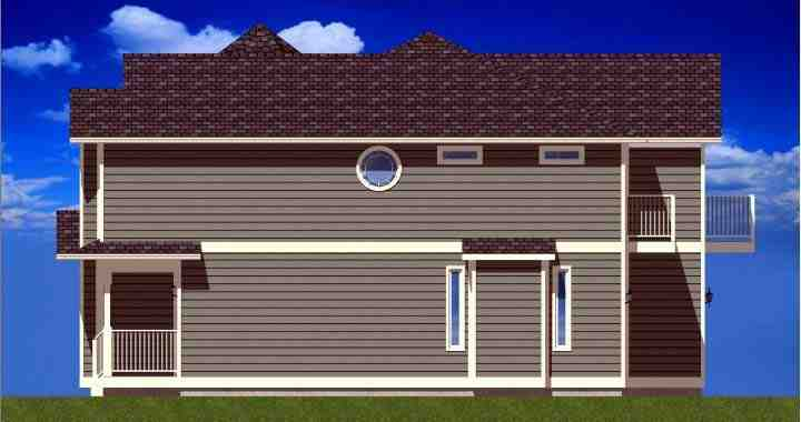 Victorian Multi-Family Plan 99938 with 6 Beds, 6 Baths Picture 2