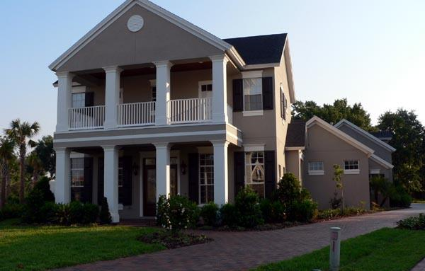 Colonial, Plantation House Plan 64677 with 4 Beds, 5 Baths, 3 Car Garage Elevation
