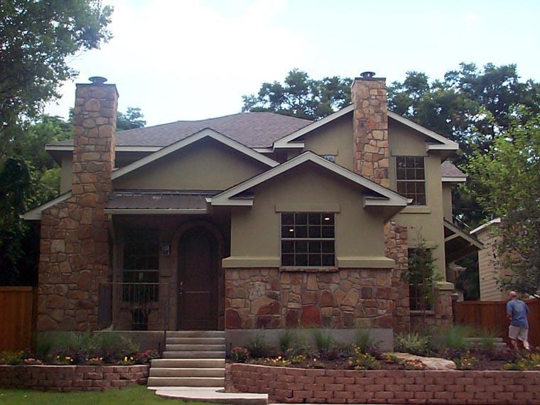 Southwest Multi-Family Plan 65878 with 6 Beds, 6 Baths, 4 Car Garage Elevation